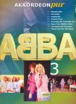 ABBA - AKKORDEON PUR: ABBA 3 FÜR AKKORDEON, BEARBEITER: HANS-GÜNTHER KÖLZ