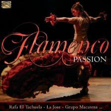 FLAMENCO PASSION CD ARC2793