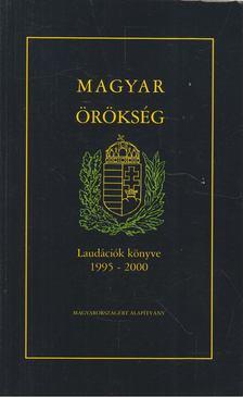 Farkas Márta - Magyar Örökség (Laudációk Könyve 1995-2000) [antikvár]