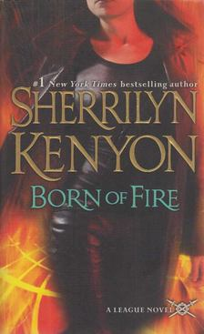 Sherrilyn Kenyon - Born of Fire [antikvár]