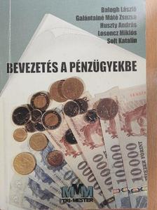 Balogh László - Bevezetés a pénzügyekbe [antikvár]