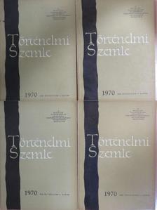 Bartha Antal - Történelmi Szemle 1970/1-4. szám [antikvár]