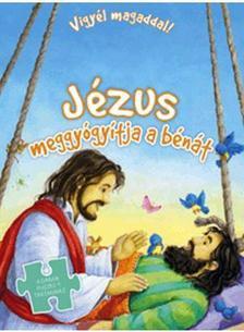 Gill Guile - Jézus meggyógyítja a bénát