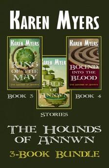 Myers Karen - The Hounds of Annwn (3-5) [eKönyv: epub, mobi]
