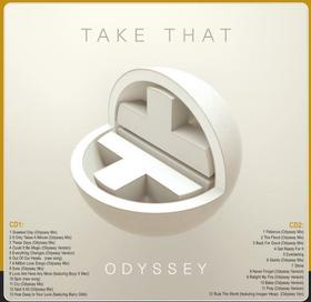 Take That - ODYSSEY 2CD