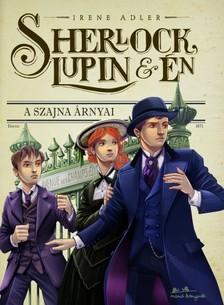 Irene Adler - Sherlock, Lupin és én 6. - A Szajna árnyai [eKönyv: epub, mobi]