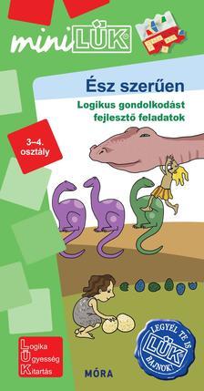 LDI563 - Ész-szerűen - logika 3-4. osztály / Legyél te is LÜK bajnok logikai