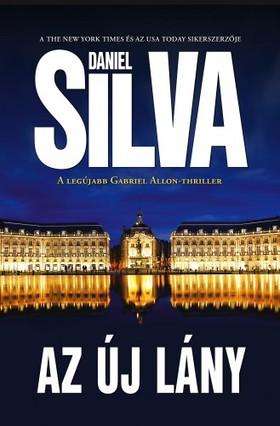 Daniel Silva - Az új lány [eKönyv: epub, mobi]