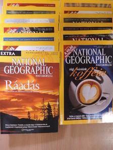Carol Kaufmann - National Geographic Magyarország 2005. január-december + Decemberi különszám [antikvár]