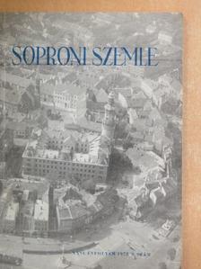 Becht Rezső - Soproni Szemle 1972/3. [antikvár]