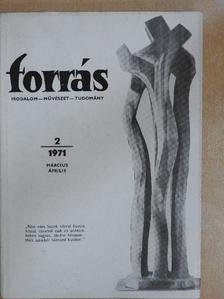 Benkő Ákos - Forrás 1971. március-április [antikvár]