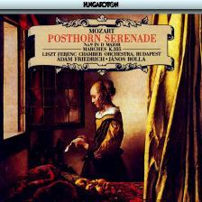 MOZART - POSTHORN SERENADE CD12898