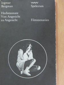 Ingmar Bergman - Herbstsonate/Von Angesicht zu Angesicht [antikvár]