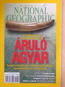 Bryan Christy - National Geographic Magyarország 2015. október [antikvár]
