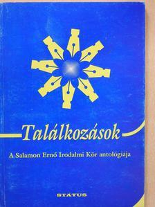 András Szabolcs - Találkozások (dedikált példány) [antikvár]