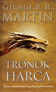 George R. R. Martin - Trónok harca [antikvár]