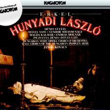 ERKEL - HUNYADI LÁSZLÓ 3CD