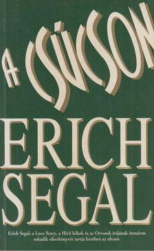 Erich Segal - A csúcson [antikvár]