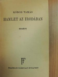 Kóbor Tamás - Hamlet az irodában [antikvár]