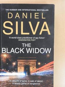 Daniel Silva - The Black Widow [antikvár]