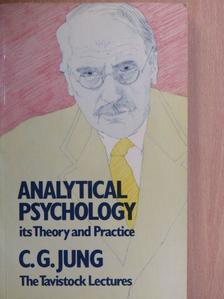 C. G. Jung - Analytical Psychology [antikvár]