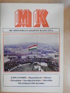 Dobai Pál - Módszertani közlemények 1990. december [antikvár]