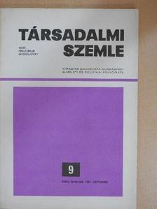 Bassa Endre - Társadalmi Szemle 1984. szeptember [antikvár]
