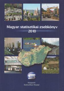 Szabó István - Magyar statisztikai zsebkönyv 2010 [antikvár]