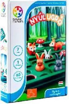 Nyúlugró - Készségfejlesztő játék