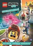 LEGO Hidden Side - Szellemriadó / Harl Hubbs minifigurával