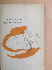 Darázs Endre - Rosszban-jóban [antikvár]