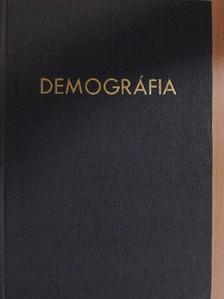 Dr. Gimes Rezső - Demográfia 1958. 1-3. szám [antikvár]