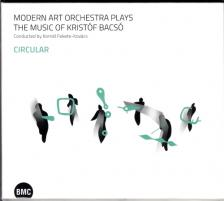CIRCULAR CD - MODERN ART ORCHESTRA PLAYS THE MUSIC OF KRISTÓF BACSÓ