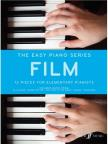 FILM. 12 PIECES FOR ELEMENTARY PIANISTS. THE EASY PIANO SERIES