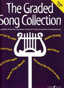 THE GRADED SONG COLLECTION - A GRADED COLLECTION OF POPULAR SONG FOR VOICE AND PIANO - GRADE 2-5