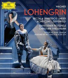 Wagner - LOHENGRIN BLUE-RAY THIELEMANN