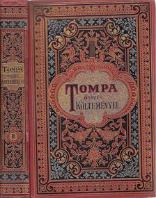 Tompa Mihály - Tompa Mihály összes költeményei II. [antikvár]