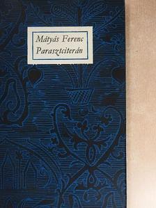 Mátyás Ferenc - Parasztciterán [antikvár]