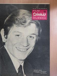 Gách Marianne - Film-Színház-Muzsika 1972. február 19. [antikvár]