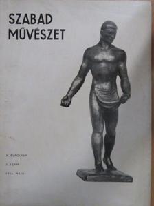 Aradi Nóra - Szabad Művészet 1956. május [antikvár]