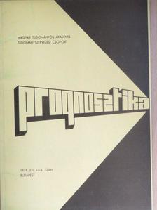 Gidai Erzsébet - Prognosztika 1979/3-4. [antikvár]