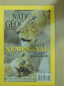 David Quammen - National Geographic Magyarország 2013. augusztus [antikvár]