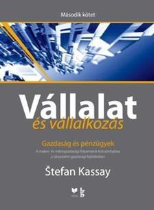 Kassay, Stefan - Vállalat és vállalkozás II. kötet