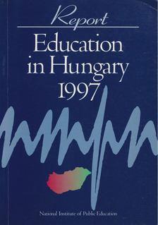 Nagy Mária - Education in Hungary 1997 [antikvár]