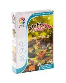 Makkant mókusok - Készségfejlesztő játék