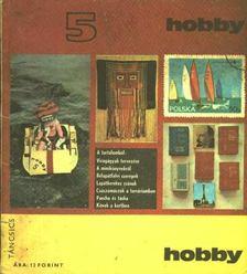 Hetényi István - Hobby 5 [antikvár]