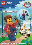 Lego City - Segíthetek? / Harl Hubbs minifigurával