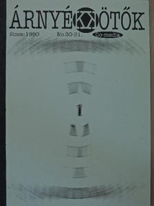 Bodrossy Márk - Árnyékkötők co-media 2001/2-3. [antikvár]