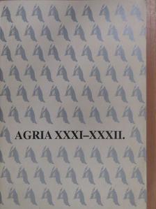 B. Papp Györgyi - Agria XXXI-XXXII. [antikvár]