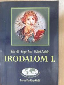 Boda Edit - Irodalom I. [antikvár]